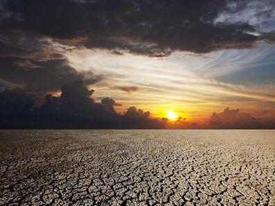 D�rre, Sonne, Trockenheit, W�ste, Erde