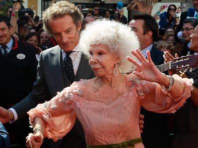 Spain's Duchess of Alba, pictured, one of Europe's wealthiest aristocrats, died on November 20, 2014, aged 88, after a short illness