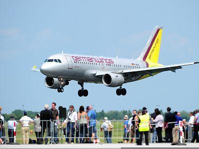 Germanwings wird am Donnerstag bestreikt.