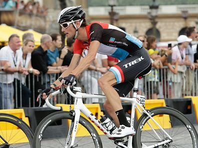 Fränk Schleck a aiguisé sa forme à quatre jours du Tour de Lombardie
