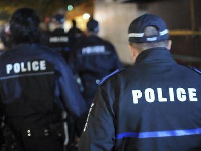 Die Polizei musste einschreiten, als die Diskobesucher verprügelt wurden.