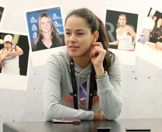 L'objectif d'Ana Ivanovic en 2012 est de réintégrer le Top 10 et de gagner un nouveau tournoi du Grand Chelem