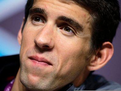 Michael Phelps zeigte sich in einer Entzugstherapie kooperativ.
