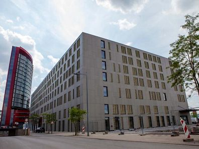 University building in Esch Belval