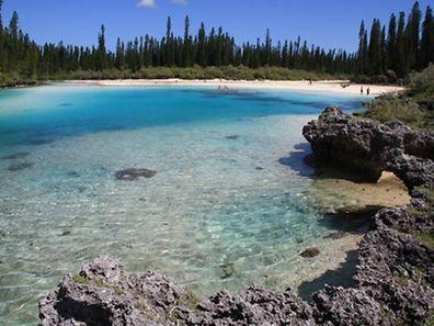 Ile des Pins Neukaledonien