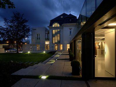 Botschaft Tschechiens am Rond-Point Schuman in Luxemburg