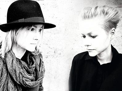 Neue Wege wollen die Designerinnen Anja und Sandra Umann gehen: Sie nutzen für ihr veganes Label Umasan Fasern aus Algen und Eukalyptus.