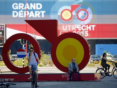 Der Startschuss der Tour de France fällt in Utrecht.