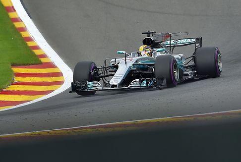 Formel 1: Hamilton meldet sich zurück