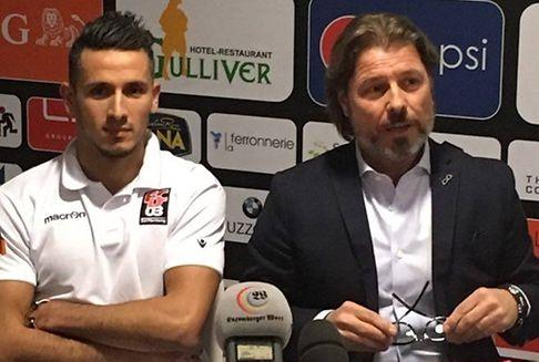 Transfert: Differdange mise sur Mounir Hamzaoui