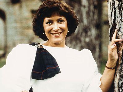 """Lynda Bellingham übernahm die Rolle der Helen Herriot in der Serie """"Der Doktor und das liebe Vieh""""."""