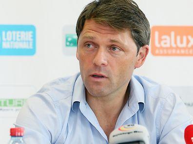 Luc Holtz hat überraschend Christopher Martins für die Partie gegen Weißrussland nominiert.