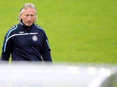 """Carlo Weis: """"Die Jugendspieler müssen zu den selbst gesteckten Zielen passen."""""""