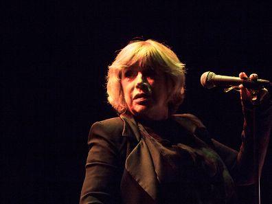 Marianne Faithfull Rockhal Esch Belval le 12/10/2014