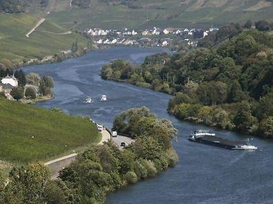 Trop de chlorure dans la Moselle, mais pas de risque pour l'environnement.
