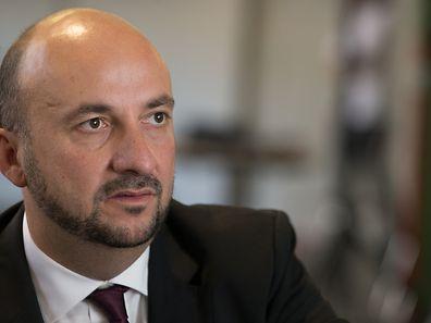 """Minister für Innere Sicherheit Etienne Schneider: """"Die in der Presse veröffentlichten Kosten der Amtsübergabe sind falsch."""""""