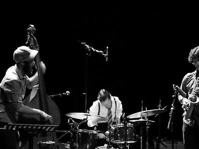 """Im Rahmen des Jazz-Meetings stellte sich auch das """"Pit Dahm Trio"""" vor"""