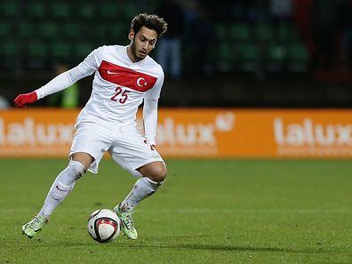 Hakan Calhanoglu erzielte den Siegtreffer.