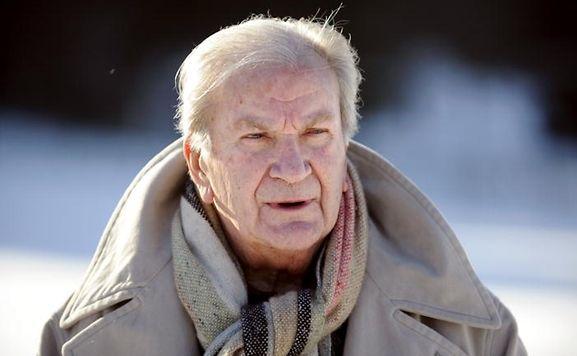 Pierre Mondy, homme de théâtre, de cinéma et de télévision.