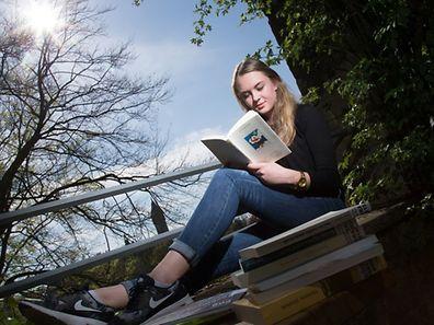 Bücher,Lesen,Luxemburgensia,Bibliothek.Foto:Gerry Huberty