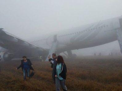 Accident d'avion au Népal