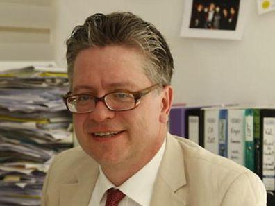 Yves Piron était jusqu'ici le directeur de l'UCVL.