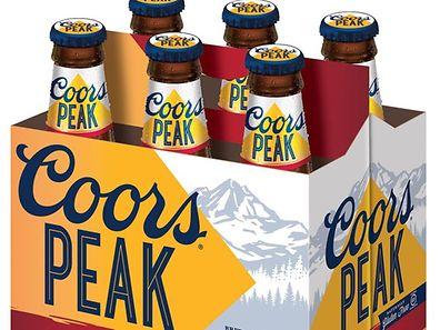 Alors que d'autres bières du même type déjà sur le marché sont fabriquées à base de sorgho ou traitées chimiquement pour supprimer le gluten, Coors Peak utilise du riz brun plutôt que de l'orge.