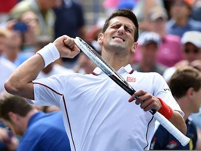 Für Novak Djokovic läuft es bei den US Open im Tennis weiterhin nach Wunsch.