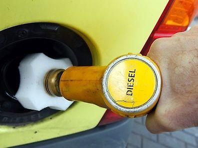 Le prix du diesel est en baisse