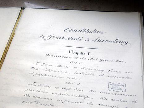 Die Verfassungsreform wird aller Voraussicht nach nicht vor 2018 in Kraft treten.