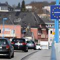 03.04.12 Grenzuebergang Remich,Finanzplatz,Steuerflucht,Schwarzgeld,Transfert. Foto:Gerry Huberty