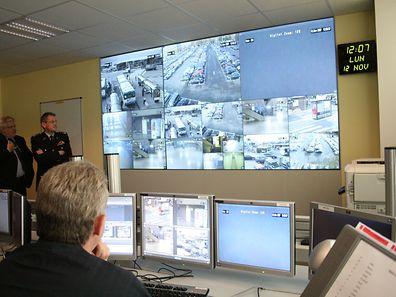 Seit 2007 werden Bürger in Luxemburg-Stadt per Kamera überwacht.