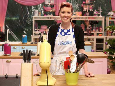 Jil Waxweiler vient de remporter l'émission « Das große Backen », l'équivalent de l'émission française « le meilleur pâtissier »