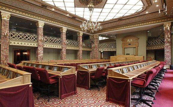 Luxemburger wort la chambre des d put s sera dissoute lundi for Chambre de deputes luxembourg