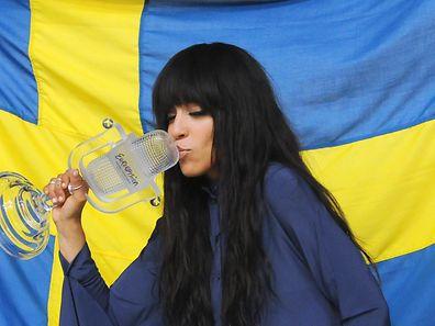 Loreen siegte 2012 beim ESC.