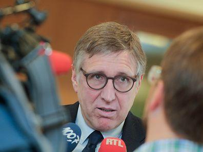 François Bausch will den Bereich Landesplanung neu organisieren.