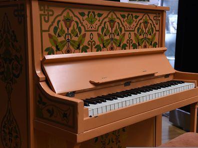Das unverwechselbare Klavier wechselte für 3,4 Millionen Dollar den Besitzer.