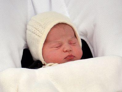Princess Charlotte Eliyabeth Diana