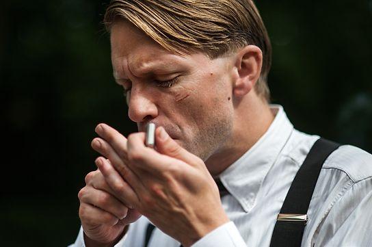 Jules, der Protagonist des Films, wird von Luc Schlitz gespielt.