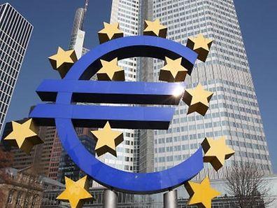 Der EZB-Sitz in Frankfurt.