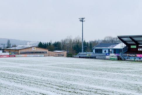 Football: Fola-Hostert reporté