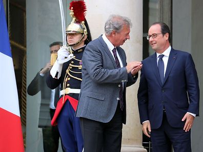 Auf Einladung des französischen Präsidenten François Hollande nahm der Luxemburger Außenminister Jean Asselborn am Samstag im Vorfeld des EU-Sondergipfels an einem informellen Treffen der Sozialdemokraten in Paris teil.