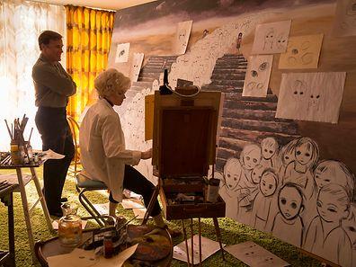 """Big Eyes"" de Tim Burton sera projeté en ouverture."