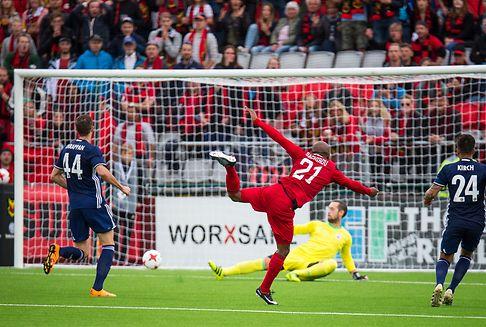 Europa League: Le Fola battu mais pas abattu