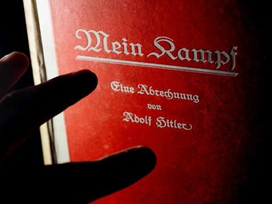 It is illegal to display or sell Adolf Hitler's book Mein Kampf in Luxembourg