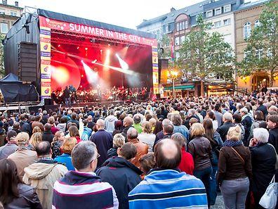 Summer in the City opening,Fete de la musique,OPL