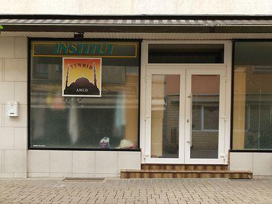 """Der Gebetsraum der """"Association multiculturelle de l'Ouest"""" in der Brillstraße in Esch/Alzette gilt bei Sicherheitskräften als Treffpunkt radikaler Islamisten in Luxemburg."""