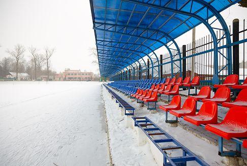 Ausfall wegen Schneefalls: Fußballspiele werden bald nachgeholt