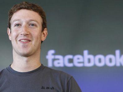 Marc Zuckerberg hat juristischen Ärger.