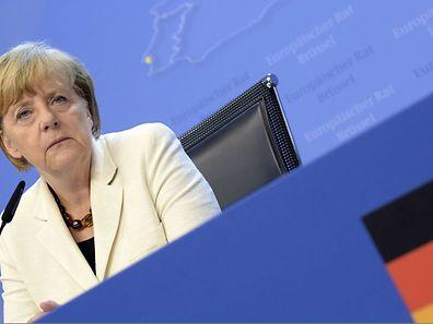 Am Montag will Merkel die neue deutsche Haltung begründen.